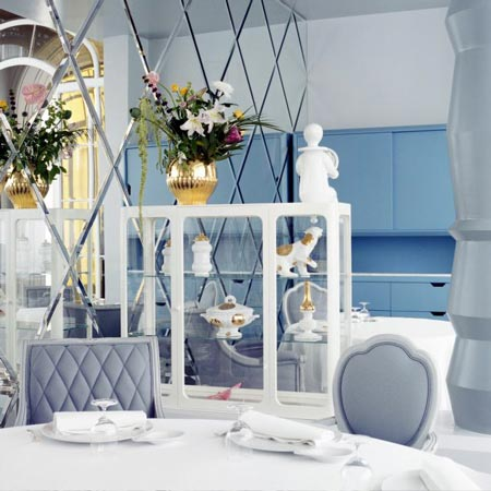 restaurant interior decorating