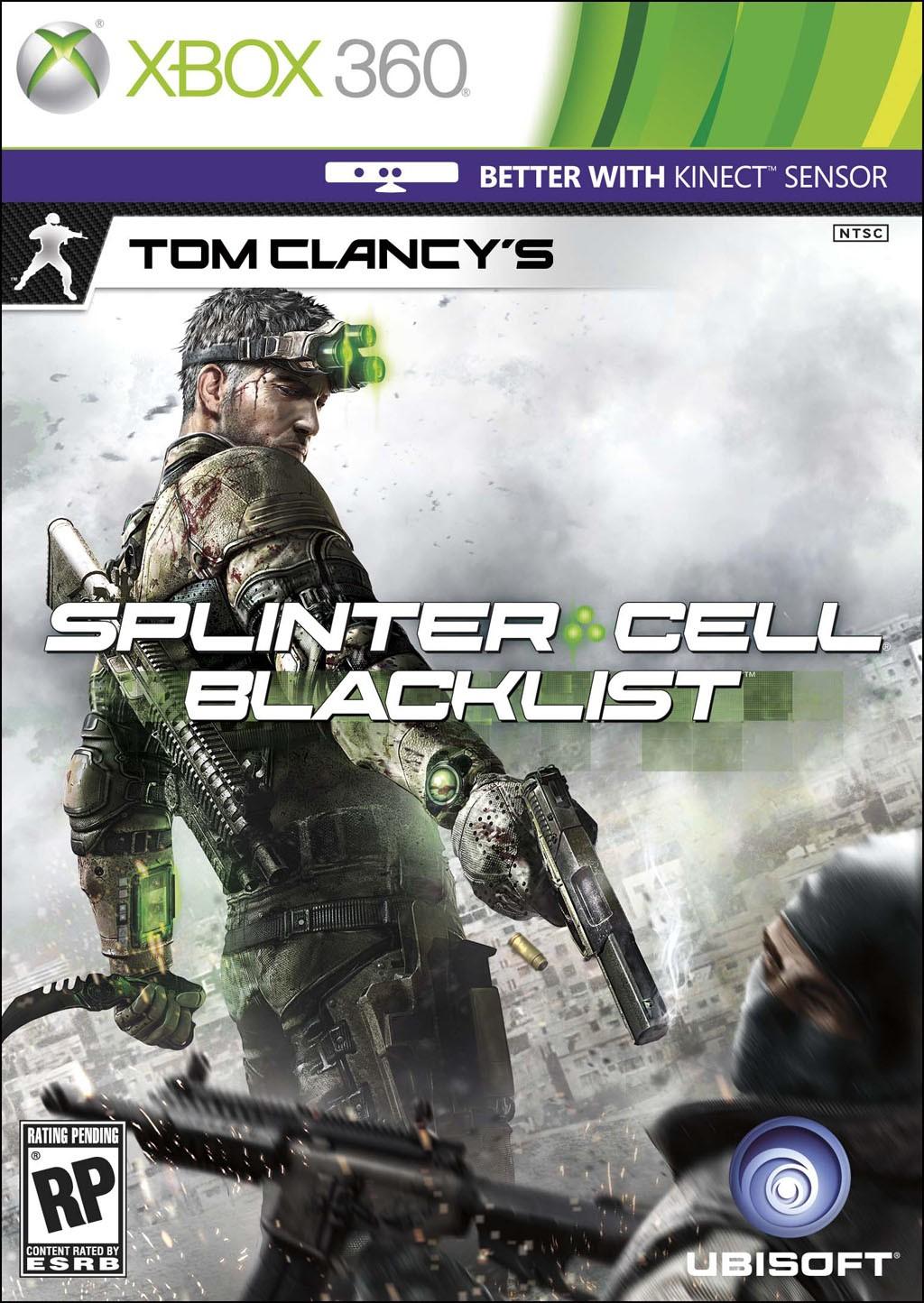 Tom Clancy's: Splinter Cell Blacklist Torrent XBOX 360 PS3