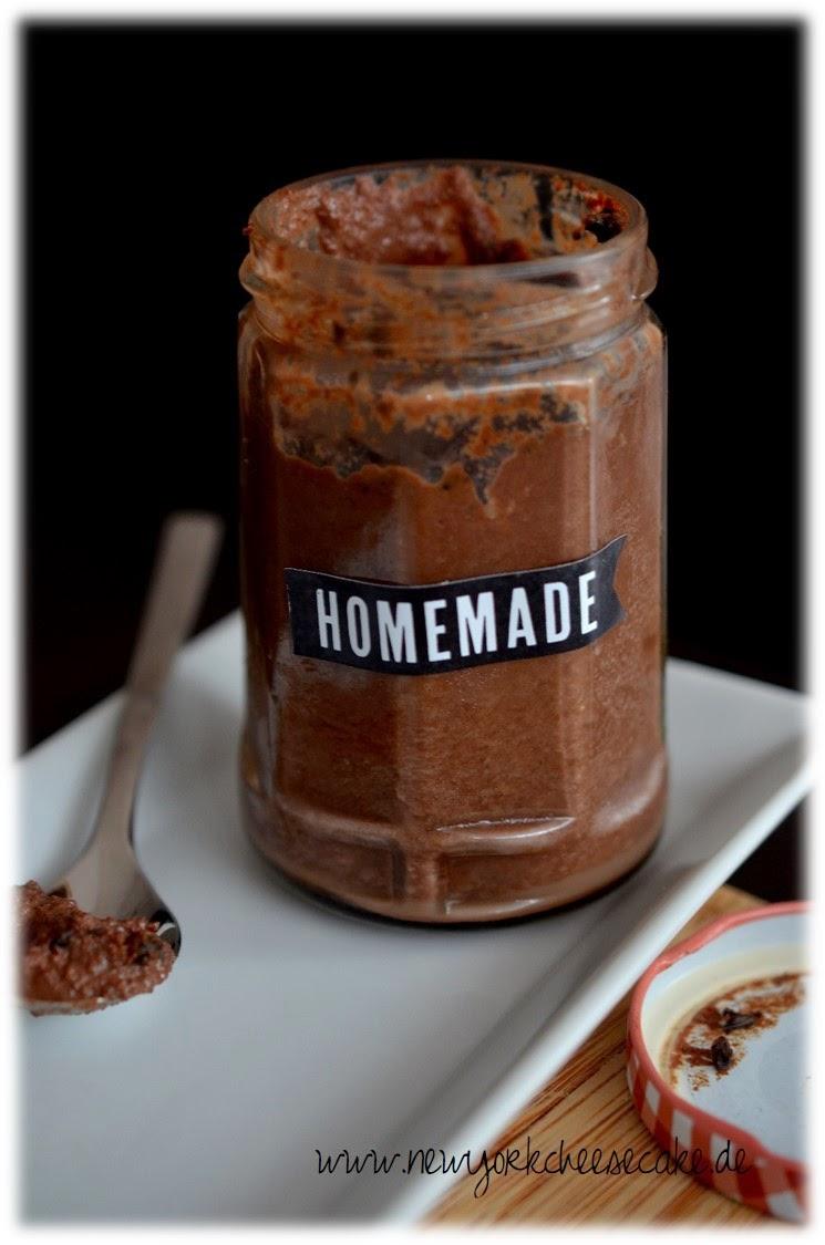 Geschenke aus der Küche, Homemade, Brotaufstrich
