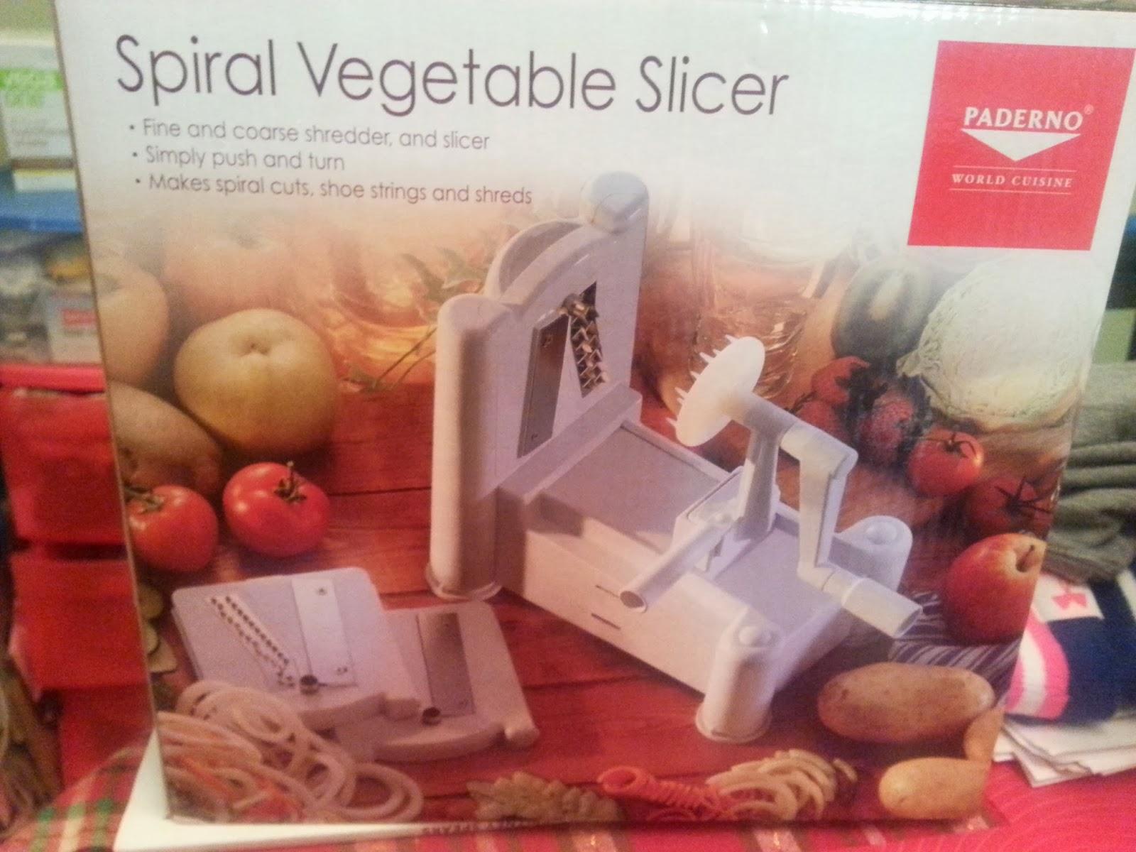 VegetableSpiralizer