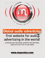 MAAVOICE - GLOBAL AUDIO ADVERTISING
