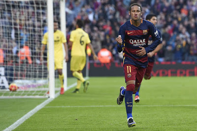 La Liga FC Barcelona 2015