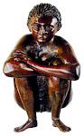 """""""PIPI-CACA"""" - Bronze- 1/8 - 2005"""