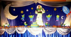 Children parties decoration, Toy Story