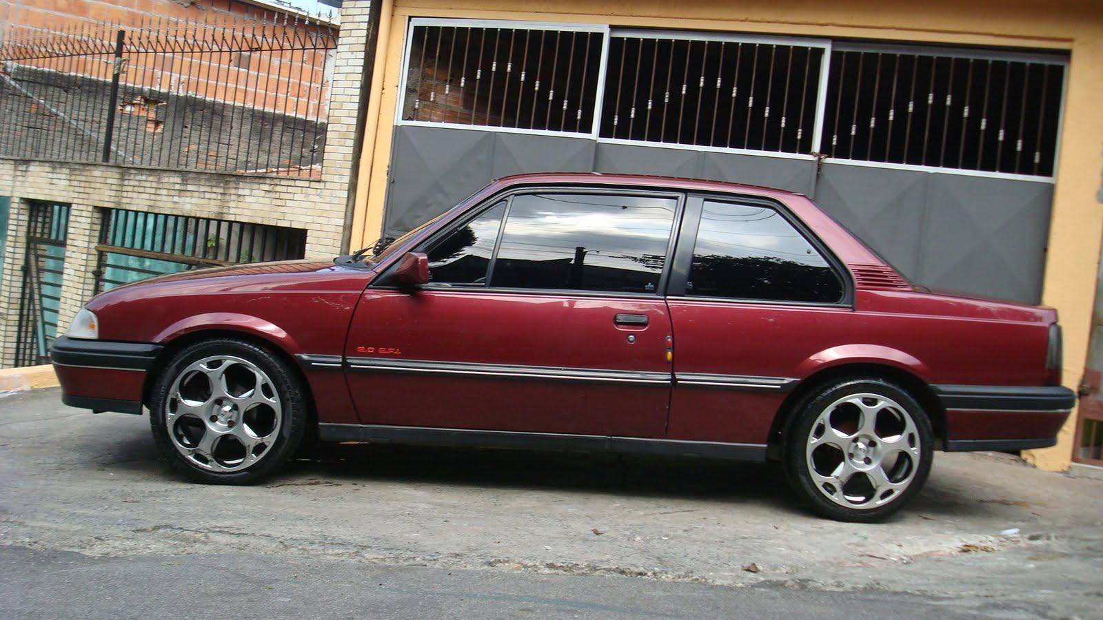 Chevrolet Monza Carros Tuning