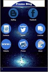Promo Blog App