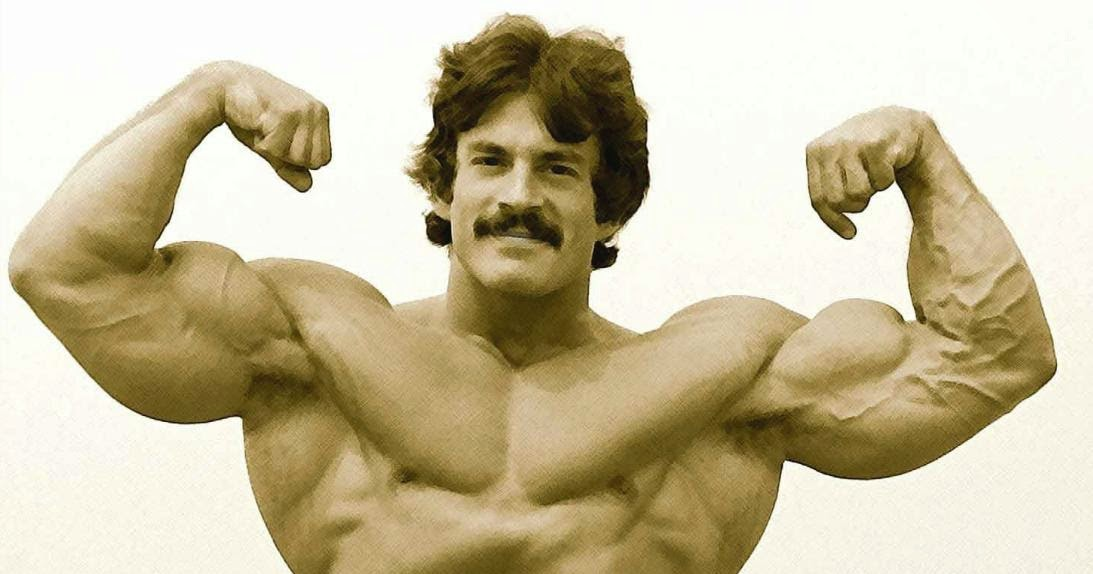 Mike Mentzer - Old School Bodybuilding | Bodybuilding and