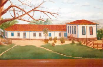 Casa da Fazenda São Bento