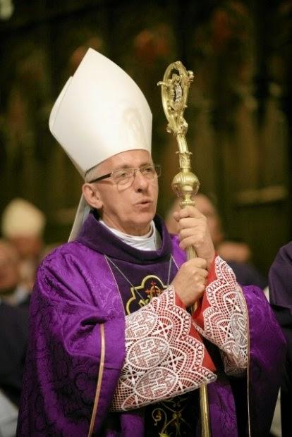 Wiktor Skworc biskup katowicki Katowice fot. Przemysław Jedlecki