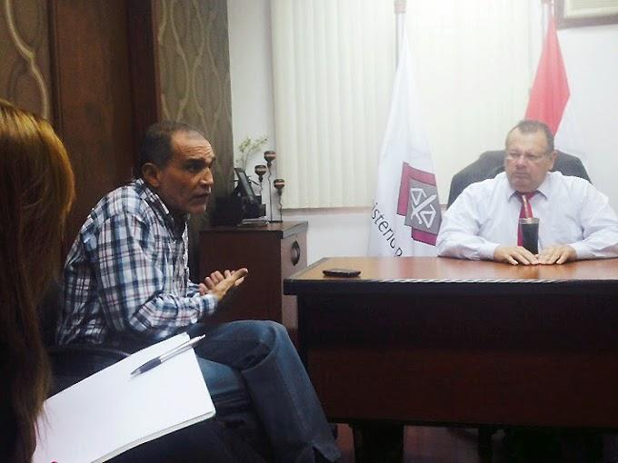 Reunión de trabajo con el Fiscal Adjunto, Fiscalía y Policía Turística