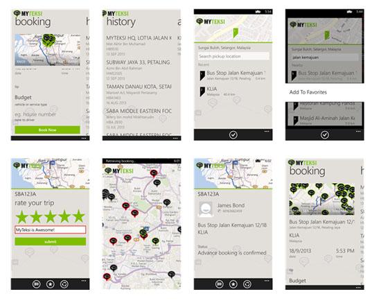 Kontest MyTeksi untuk Blogger - Hadiah iPhone 5s