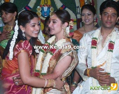 tamil actress wedding album shadi pictures