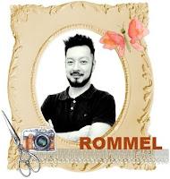 Designer Rommel Okuma