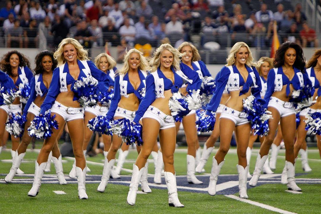 24d2f442278e0 ( Bianca Becomes A Dallas Cowboys Cheerleaders Making The Team ) Patcnews  Jan 13