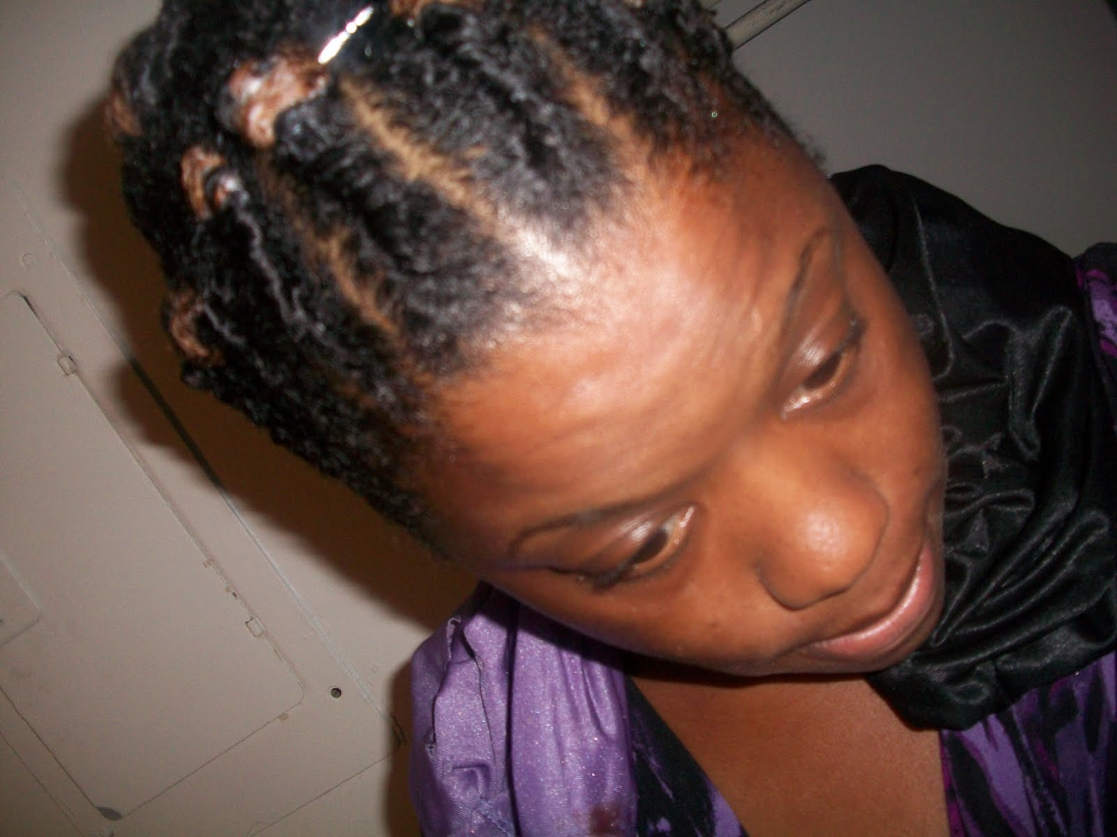Small Two Strand Twist Hairstyles