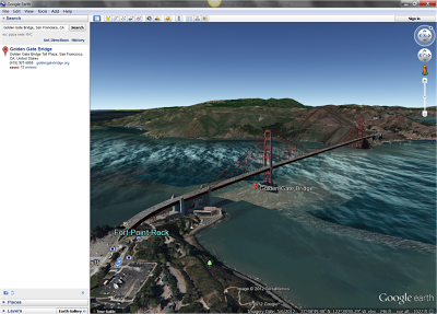 how to import pdf into google earth