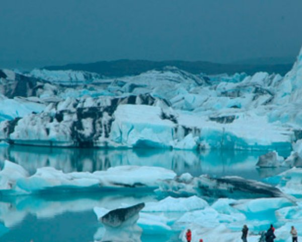 Ice-Lagoon