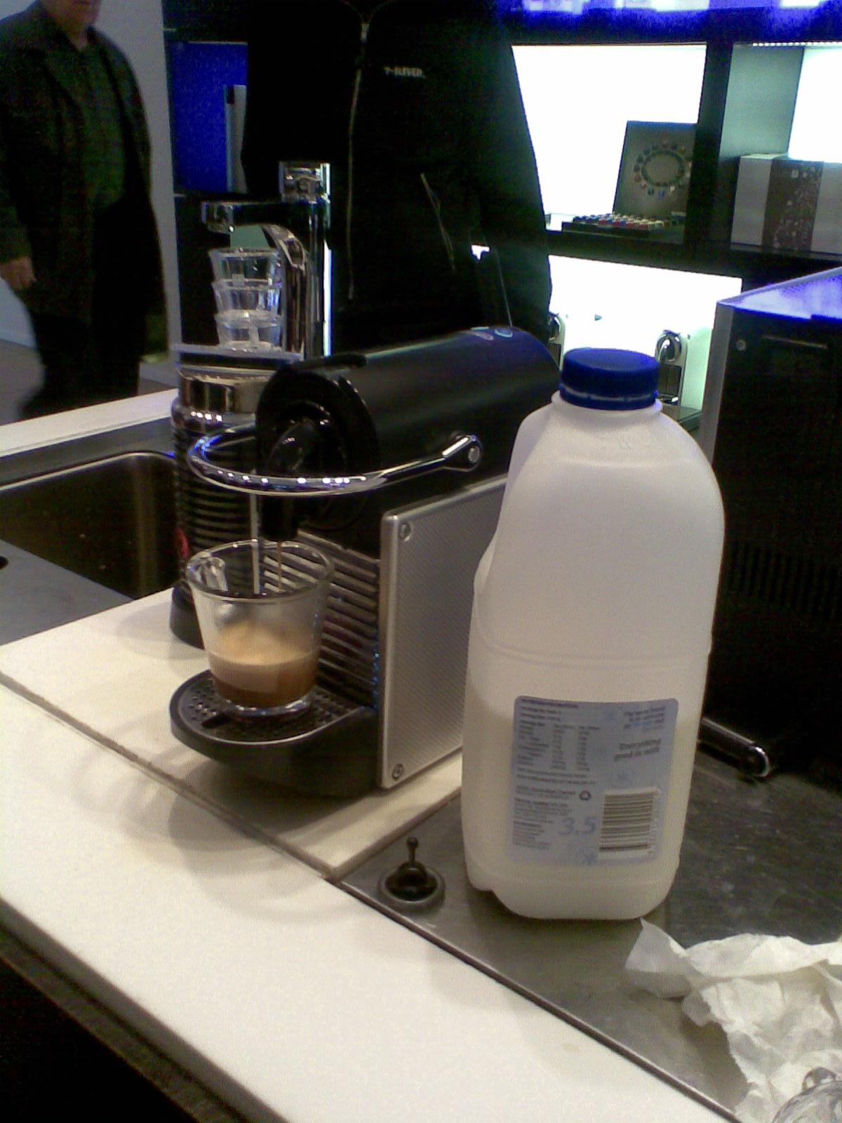 Nespresso Cafe Chocolat