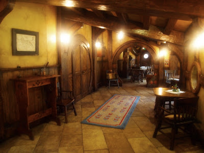 Inside The Green Dragon Inn