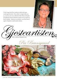 Gæstedesigner i Ett Trykk februar 2011