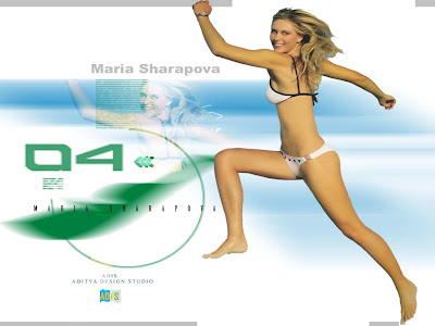 Maria Sharapova Wallpapers 2011