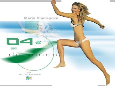 Maria Sharapova Wallpapers 2011