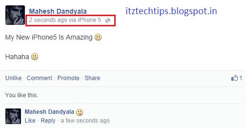 Troll Facebook Status Facebook Status Via Iphone