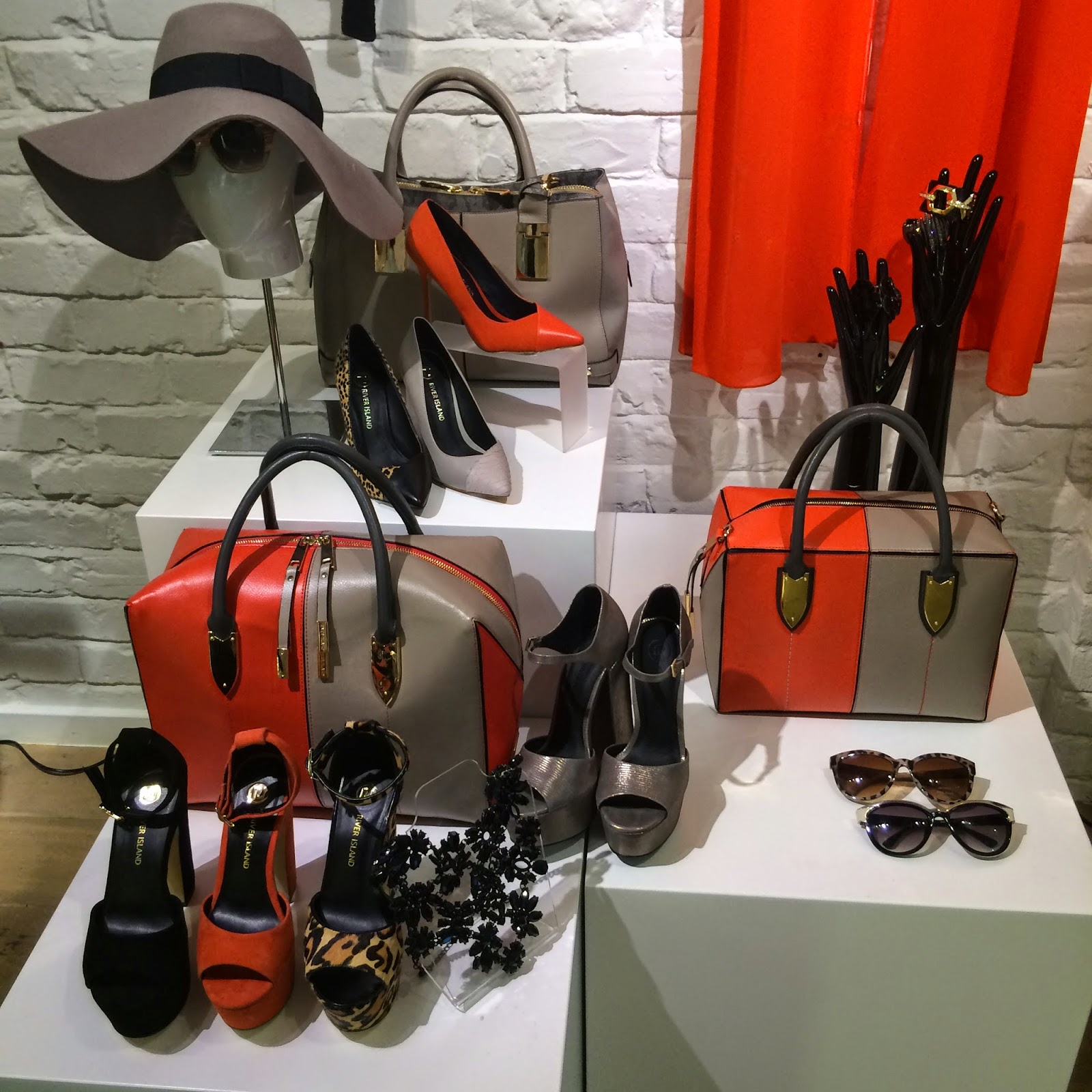"River Island's ""Christmas In July"" Press Day on Lrsmth-Fashion fashion blog"