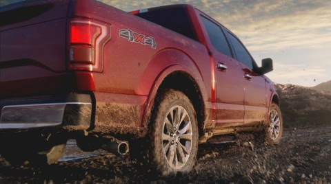 Ford Launches New Comprehensive Marketing Campaign for 2015 F-150