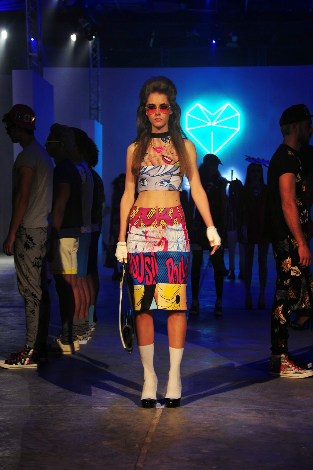 The Art Of Fashion | Splash SS14 Fashion Show
