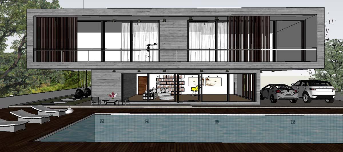 free - Sketchup Home Design