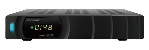EvolutionBox Ev 148 C - Nova Atualização 26/06/201