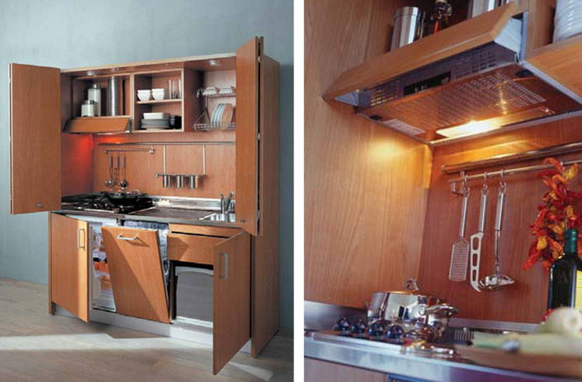 Fitted Kitchens For Small Spaces | Kitchen Layout & Decor Ideas