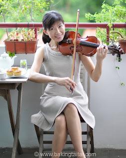 Cheryl Lai aka Baking Taitai