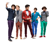 Caricaturas 1D one direction