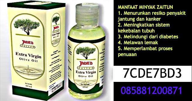 Minyak Zaitun Jadied Extra Virgin Oil