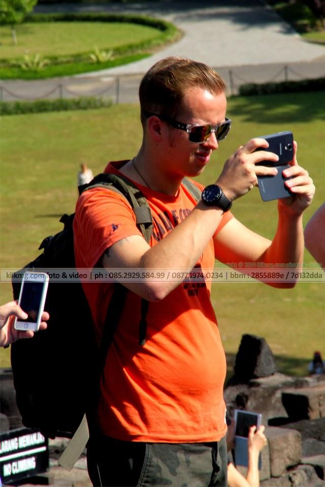 Indonesia is Beauty, and that's correct ! Borobudur Landscape Photo Opening photoshoot by. klikmg photography