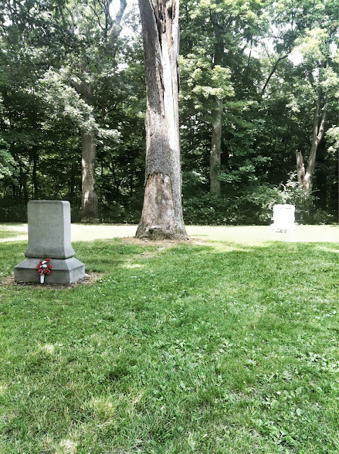 Indiana battlefield graves