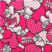 hello kitty fabric