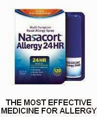THE MOST EFFECTIVE OTC Medicine for the Treatment of Nasal Allergy Symptoms