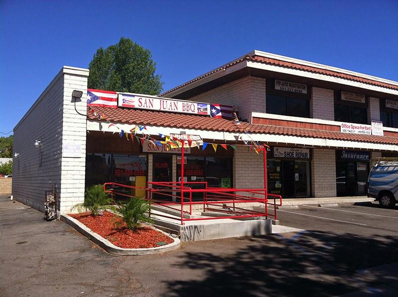 San Juan BBQ Riverside CA