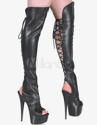 Chaussures sexy de Noël - Milanoo.com