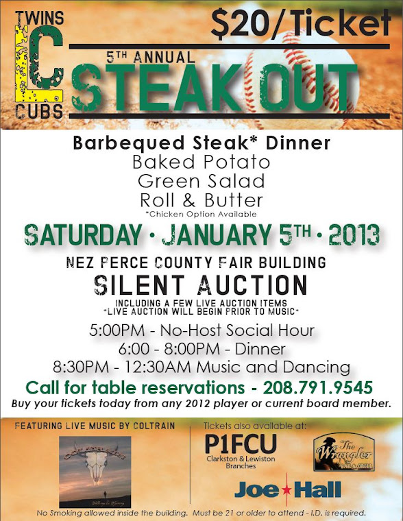 Steak Out 2013