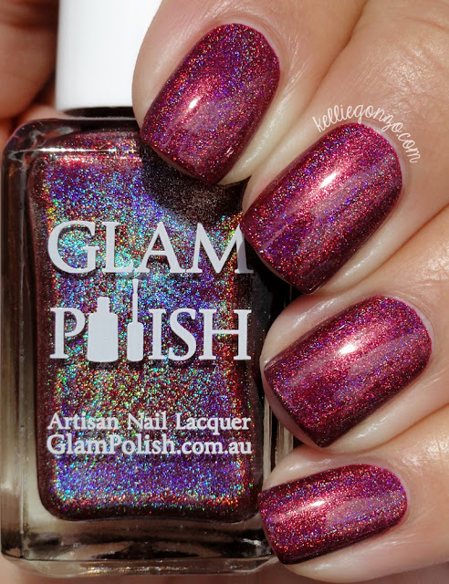 Glam Polish B*#tch Stole My Look