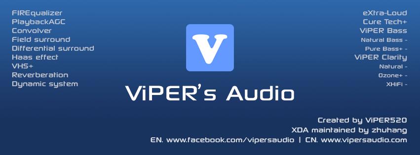 ViPER4Android Cara Mudah Tingkatkan Kualitas Suara Musik Android