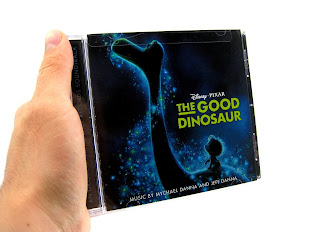 the good dinosaur soundtrack review