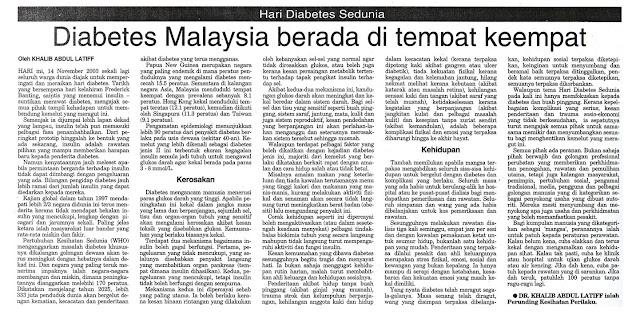 Malaysia di tangga ke empat