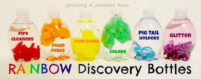 Discovery bottles