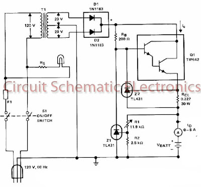 12v lead acid battery voltage