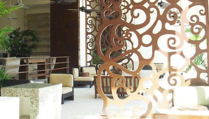 Arquitectura decoracion y mas celosias for Celosias para interiores